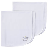 2-Pack Neutral Lamb Thermal Receiving Blankets-Gerber Childrenswear Wholesale