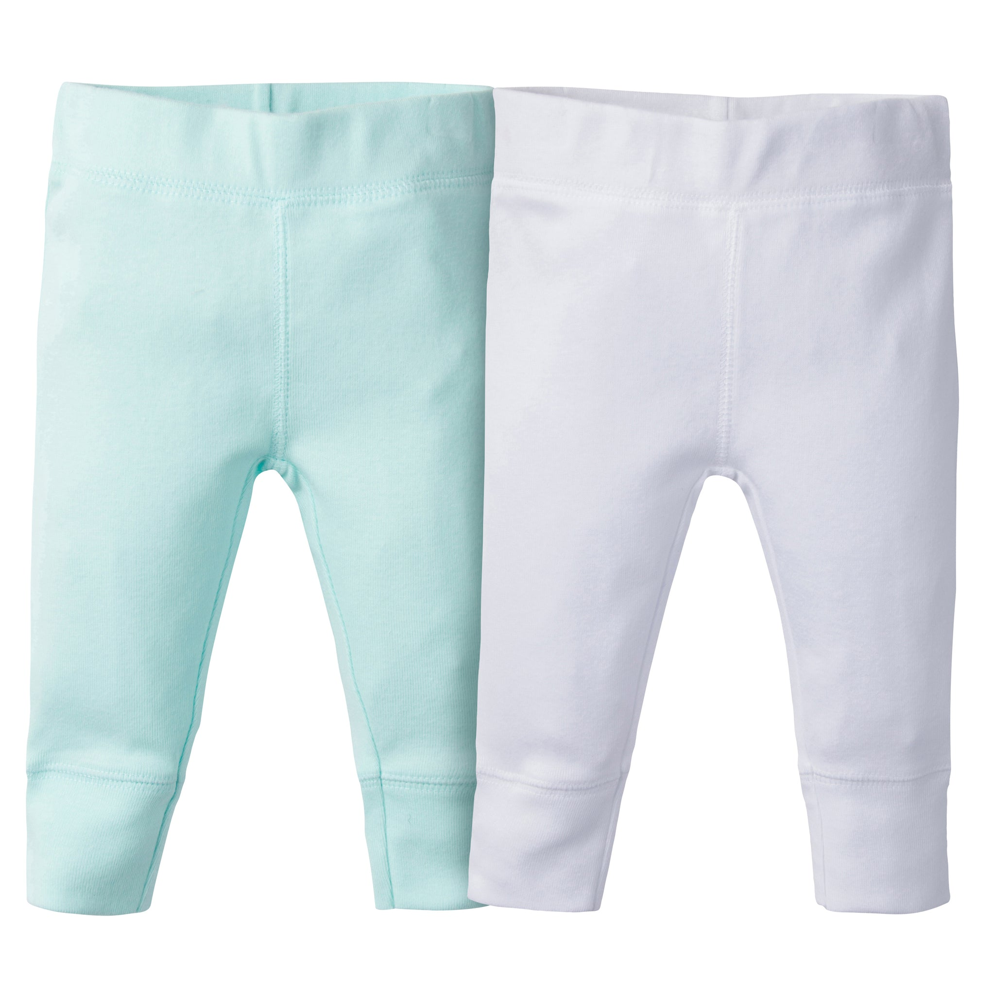 2-Pack Neutral Elephant Active Pants-Gerber Childrenswear Wholesale