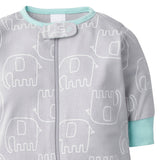 4-Piece Neutral Elephant Take-Me-Home Set-Gerber Childrenswear Wholesale