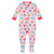 2-Pack Girls Whale Snug Fit Unionsuit Pajamas-Gerber Childrenswear Wholesale