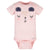 8-Pack Baby Girls Bear Short Sleeve Onesies® Bodysuits-Gerber Childrenswear Wholesale