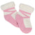 6-Pack Baby Girls Princess Wiggle-Proof Terry Bootie Socks-Gerber Childrenswear Wholesale