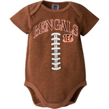 NFL Baby Boys Bengals Bodysuit-Gerber Childrenswear Wholesale