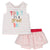 2-Piece Girls Great Day Shorts Set-Gerber Childrenswear Wholesale