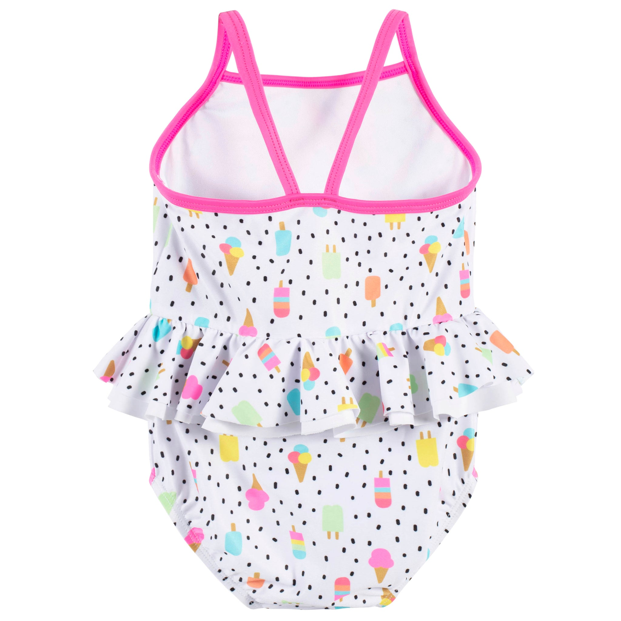 Girls Frozen Treats One-Piece Swimsuit-Gerber Childrenswear Wholesale