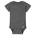 Premium Short Sleeve Onesies® Bodysuit in Grey-Gerber Childrenswear Wholesale