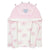 Organic Baby Girls Princess Hooded Bath Wrap-Gerber Childrenswear Wholesale