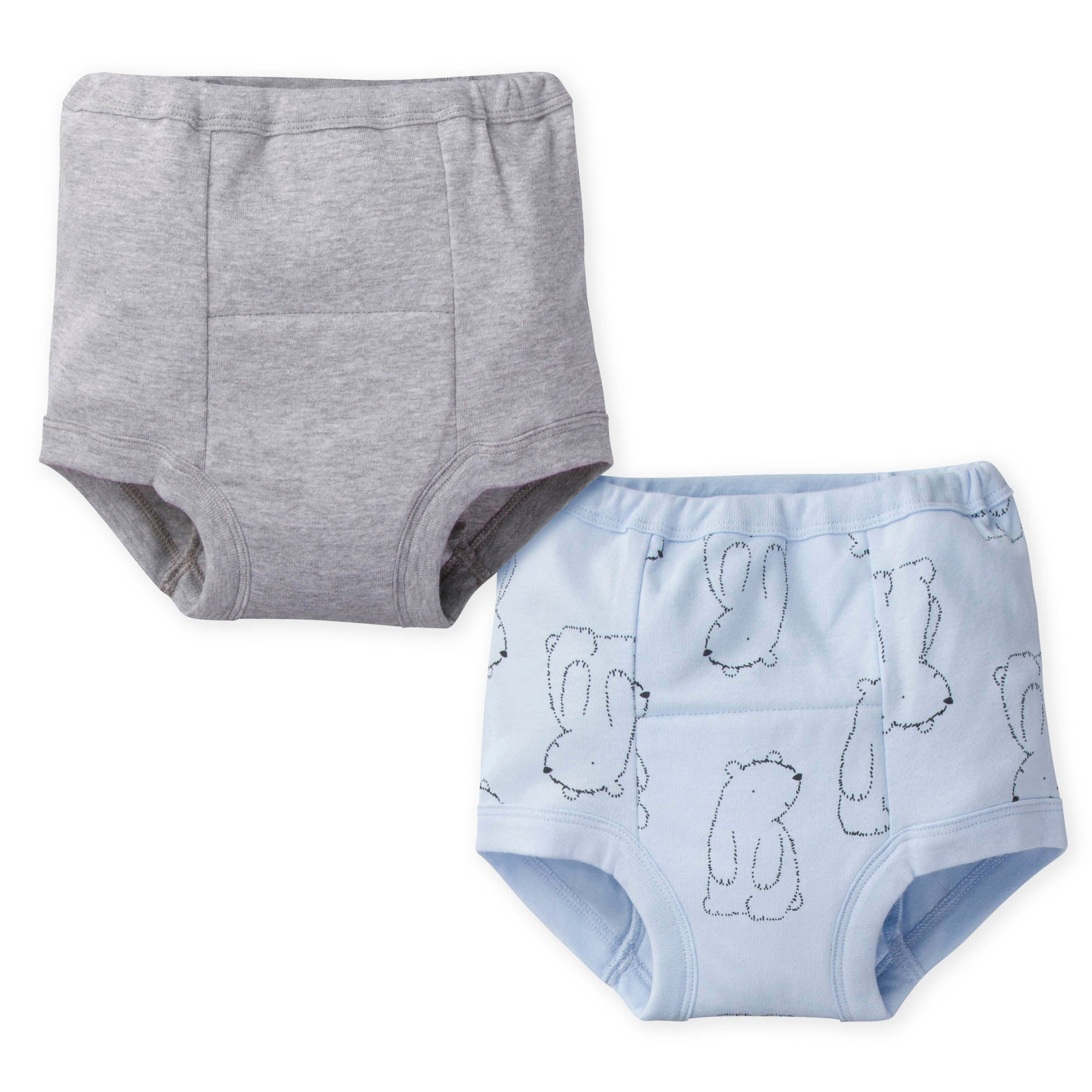 2-Pack Baby Boys Bear Training Pants-Gerber Childrenswear Wholesale