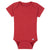 Premium Short Sleeve Onesies® Bodysuit in Red-Gerber Childrenswear Wholesale