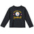Pittsburgh Steelers Long Sleeve Tee-Gerber Childrenswear Wholesale