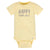 8-Pack Baby Neutral Sheep Short Sleeve Onesies® Bodysuits-Gerber Childrenswear Wholesale