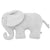 Baby Neutral Elephant Knit Plush Toy-Gerber Childrenswear Wholesale