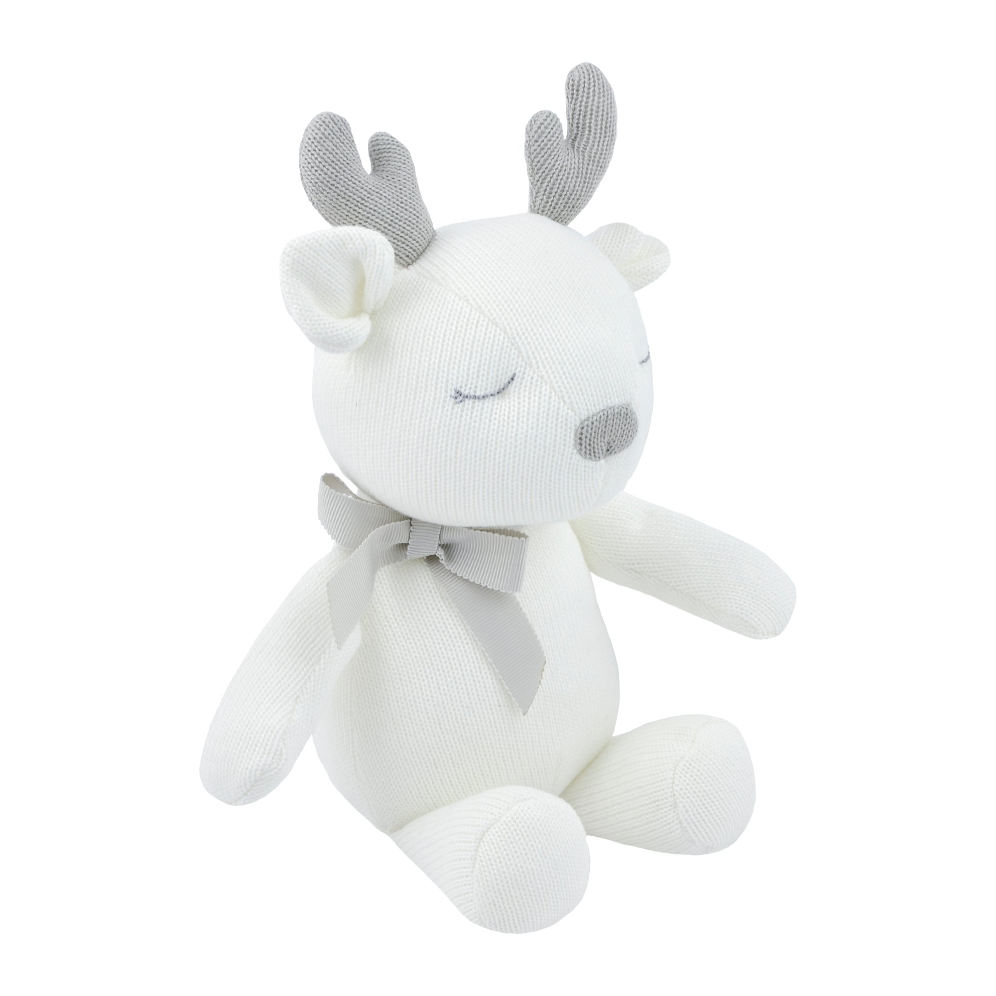 Baby Neutral Deer Plush Toy-Gerber Childrenswear Wholesale