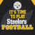 Pittsburgh Steelers Sleep 'n Play-Gerber Childrenswear Wholesale