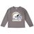 Los Angeles Chargers Toddler Boys Long Sleeve Logo Tee-Gerber Childrenswear Wholesale