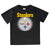 Pittsburgh Steelers Toddler Boys' Short Sleeve Logo Tee-Gerber Childrenswear Wholesale