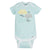 5-Pack Baby Neutral Clouds Onesies®-Gerber Childrenswear Wholesale
