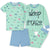 4-Piece Girls Camping Cotton Pajamas-Gerber Childrenswear Wholesale