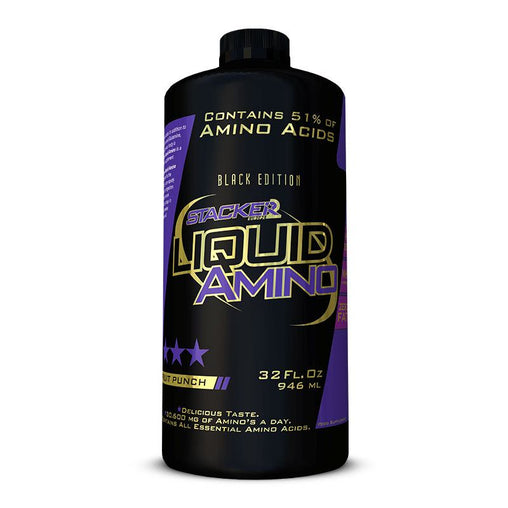 Liquid Amino  - Stacker 2 • 946 ml (24 servings) • Aminozuren & Herstel - product packshot