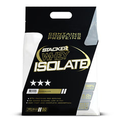 Whey Isolate - Stacker 2 • 1500 gram • Eiwit & proteine shakes