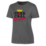 Royal Oak Charcoal Queen Ladies Moisture-Wicking Tee