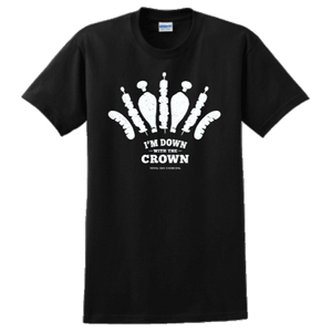 Royal Oak Kabob Crown Tee (2 Materials Available)