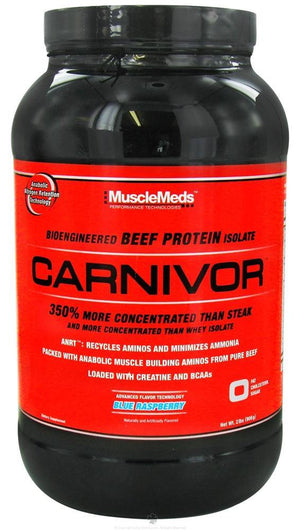 MuscleMeds - Carnivor Beef Protein Isolate - 2 lbs. (908g) - NutriVita
