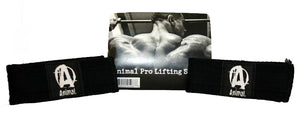 Universal Nutrition - Animal Pro Lifting Straps - NutriVita