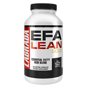 Labrada - EFA Lean Gold - 180 Softgels - NutriVita