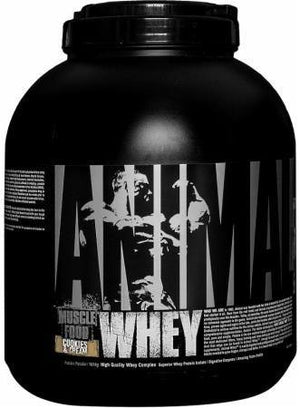 Universal Nutrition - Animal Whey 4 lbs (1,814 gr) - NutriVita