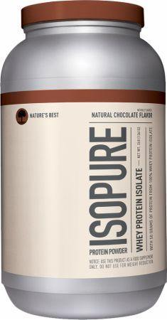 Nature's Best Isopure Natural 3lbs (1.36 Kg) - NutriVita