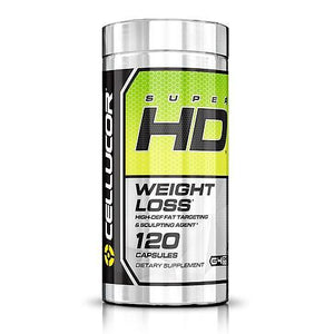 Cellucor - Super HD 120 Capsulas - NutriVita
