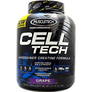 MuscleTech - Performance Series Cell-Tech 6.0 lbs (2.7 kg) - NutriVita