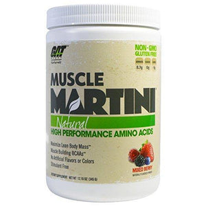 GAT - Muscle Martini Natural 30 Doses - NutriVita