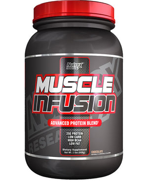 Nutrex - Muscle Infusion Black Chocolate Monster 2lbs (908 gr.) - NutriVita