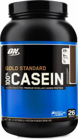 Optimum Nutrition - 100% Caseina Gold Standard - 2 lbs. (909 g)
