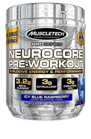 MuscleTech Pro Series Neurocore Pre-Treino 33 Servings (210 Gr)
