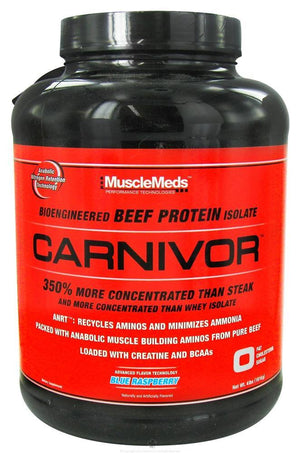 MuscleMeds - Carnivor Protein Beef - 4 lbs.(1816 g)