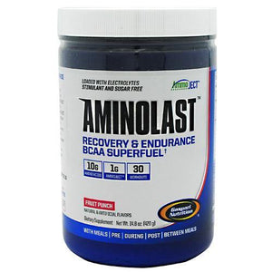 Gaspari Nutrition - Amino Last BCAA Superfuel 30 Servings