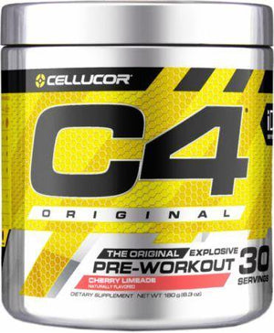 Cellucor - C4 Original Pre-Treino 30 Doses - NutriVita