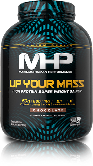 MHP - Up Your Mass 4.7 lbs (2.13 Kg) - NutriVita