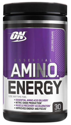 Optimum Nutrition - Essential Amino Energy 30 Serv - 0.6 lb. - NutriVita