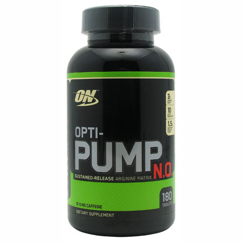 Optimum Nutrition - Opti-Pump N.O. 180 Tablets