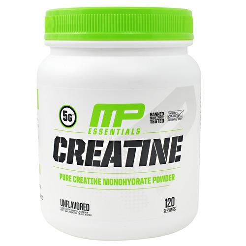 Muscle Pharm - Creatina 100% Ultra-Filtrada - 120 Doses (598 gr)