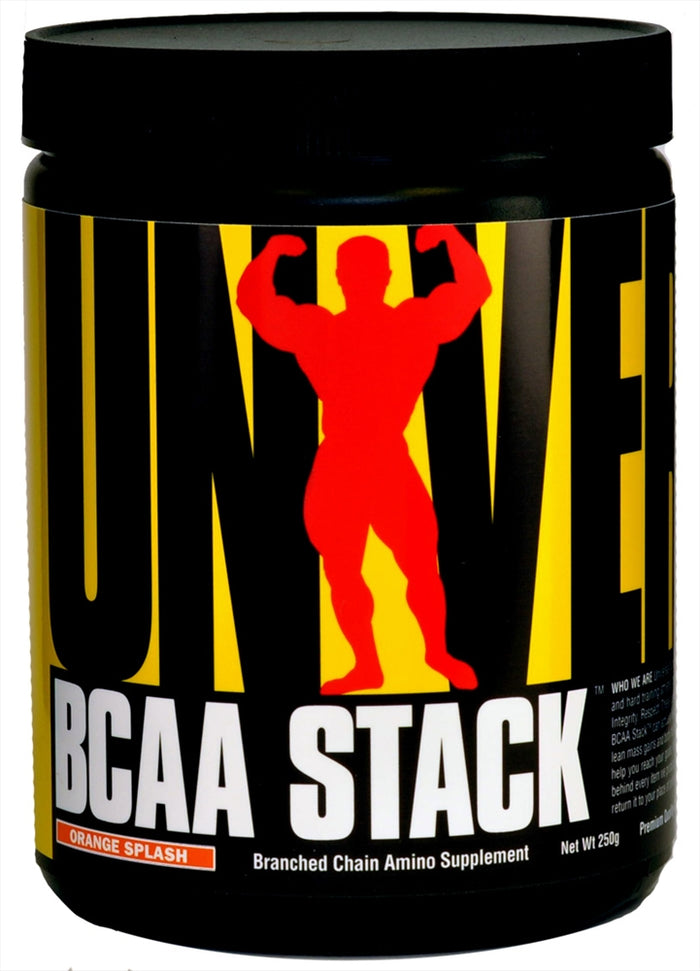 Universal Nutrition - BCAA Stack - 250 Grams