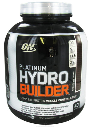 Optimum Nutrition - Platinum Hydrobuilder - 4.59 lbs. (2080 g)