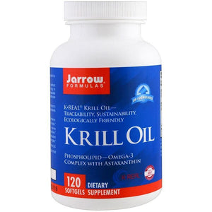 Jarrow Formulas Krill Oil 120 Softgels - NutriVita