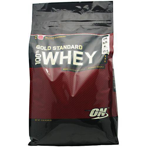 Optimum - 100% Whey Gold Standard - 10 lbs. (4.54 Kg)