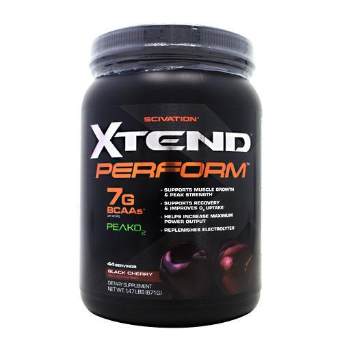 Scivation Xtend Perform 44 Doses (617 gr)