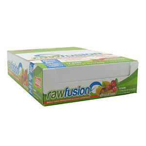 SAN - Raw Fusion SuperFood 12 Barras de Proteina - NutriVita